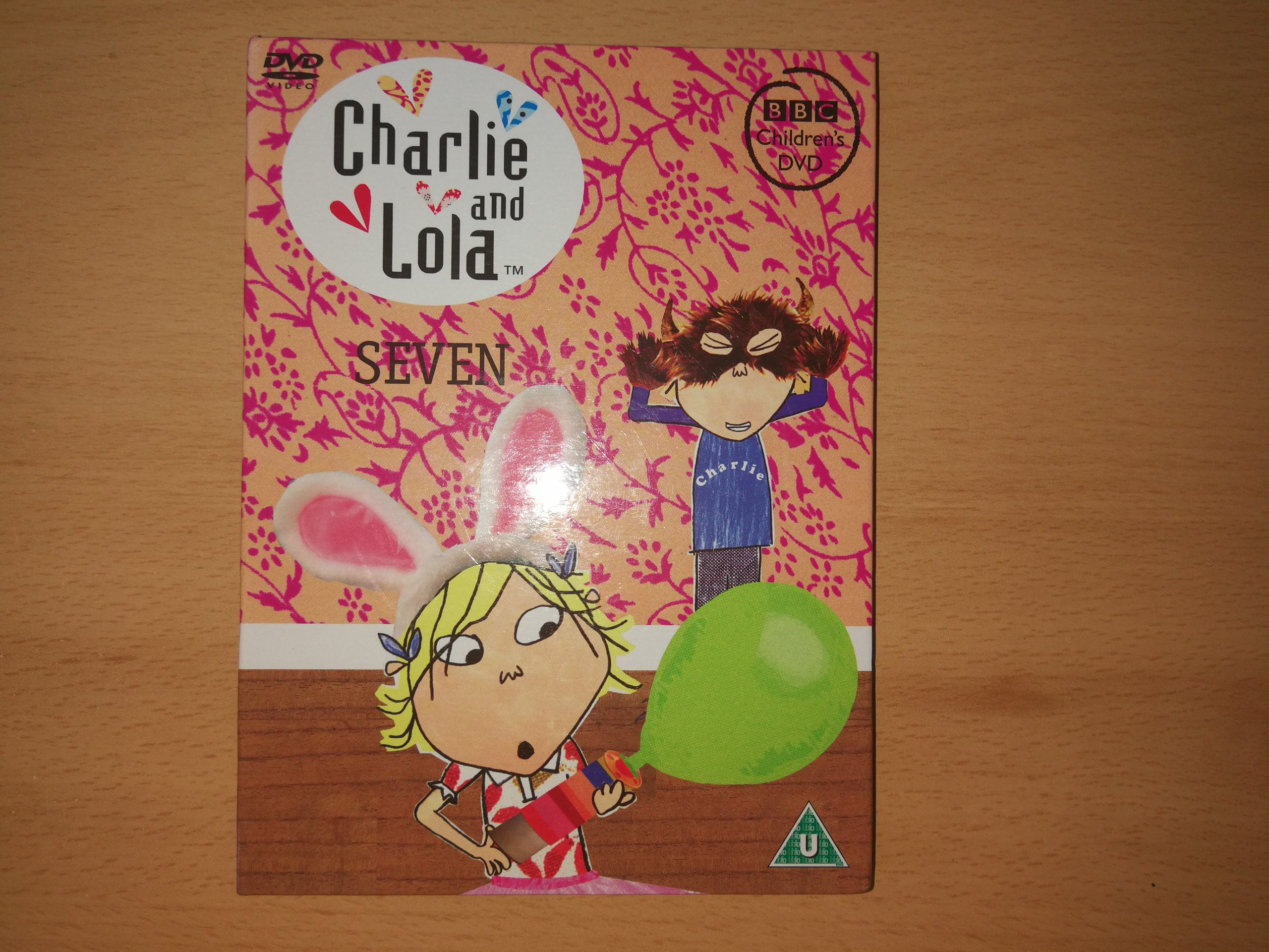 Charlie and Lola, Seven DVD