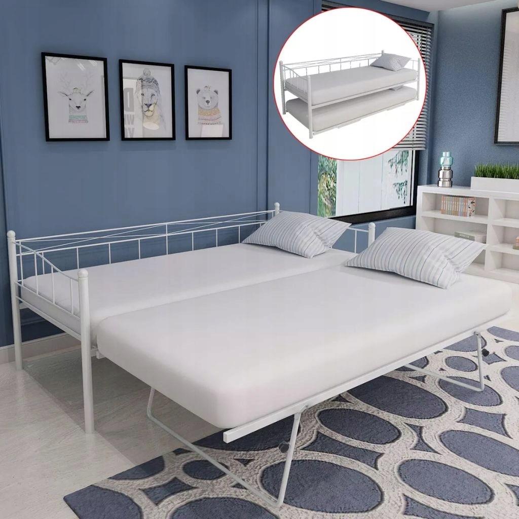 242683 Vidaxl łóżko Rozkładane Tylko Rama 7525659326