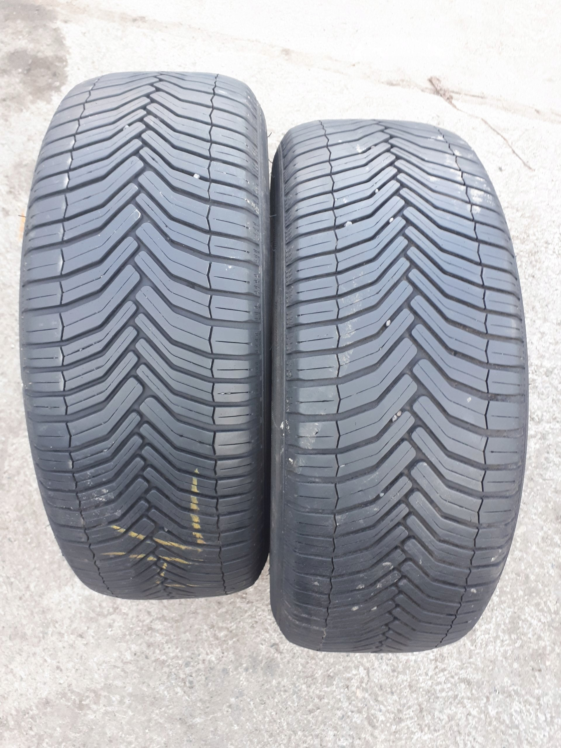 Michelin Crossclimate 22555 R16 6mm 2015r 7303975930 Oficjalne