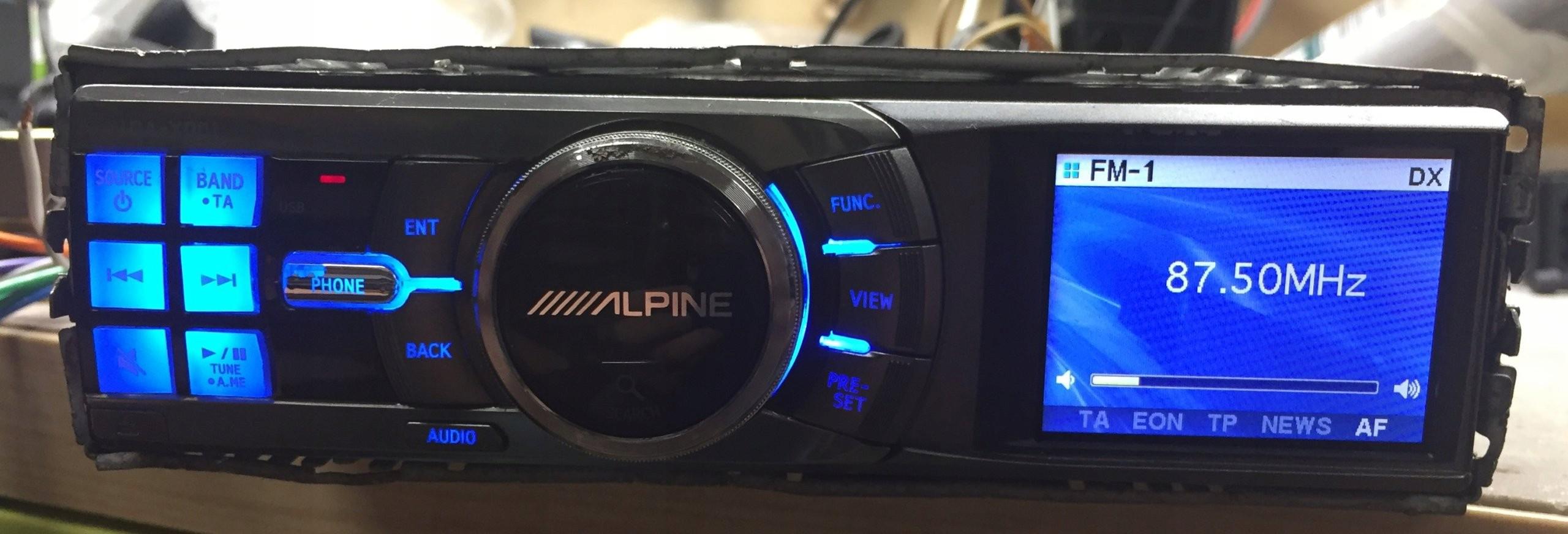 lage prijs verkoop nieuwe lagere prijzen outlet boetiek Samochodowe radio Alpine iDA-X001 ! - 7404986231 - oficjalne ...