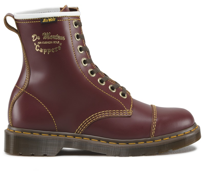 ładne buty niska cena wybór premium UNIKATOWE DR. MARTENS CAPPER VINTAGE OXBLOOD 8(42 ...