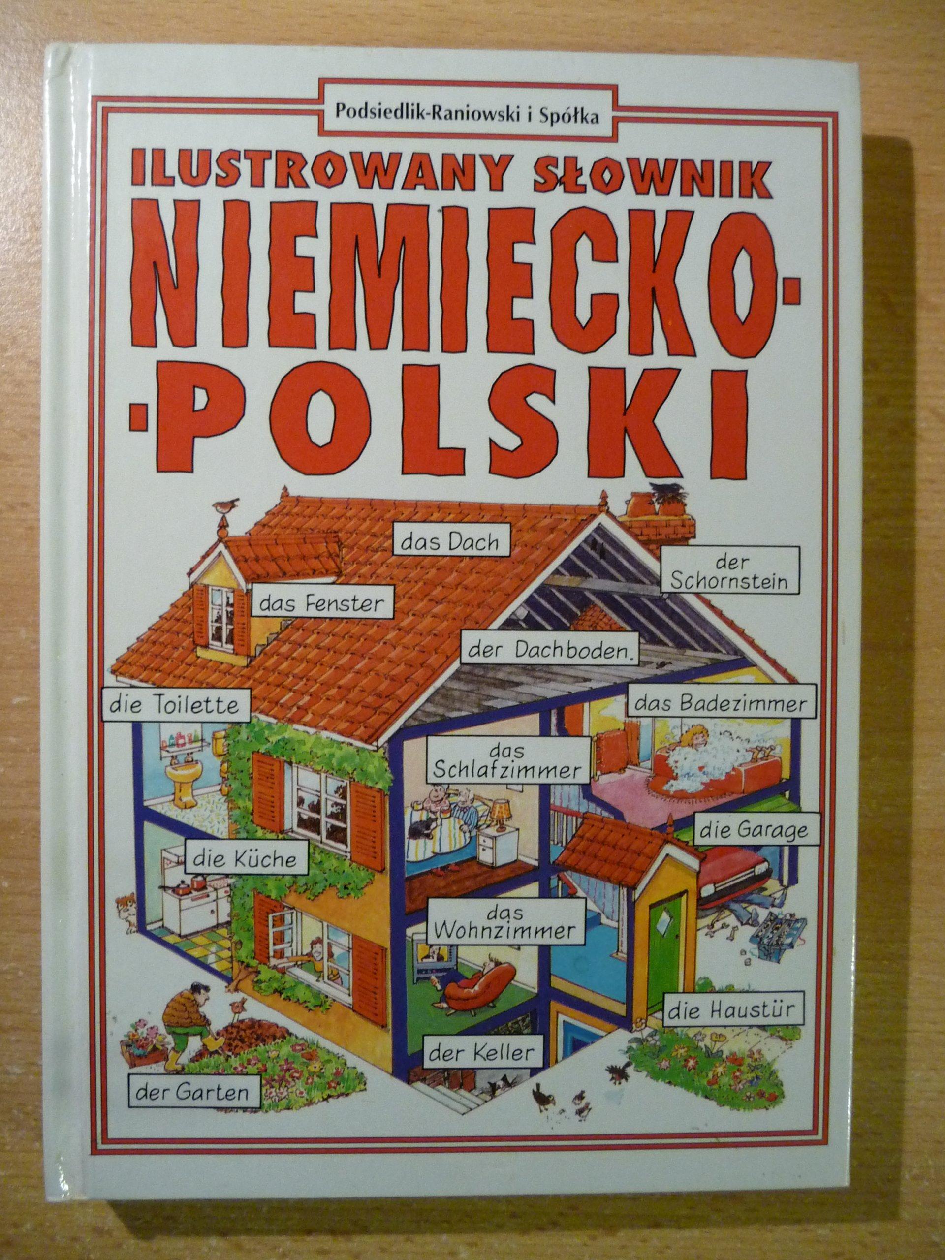 Ilustrowany słownik niemiecko - polski, Davies