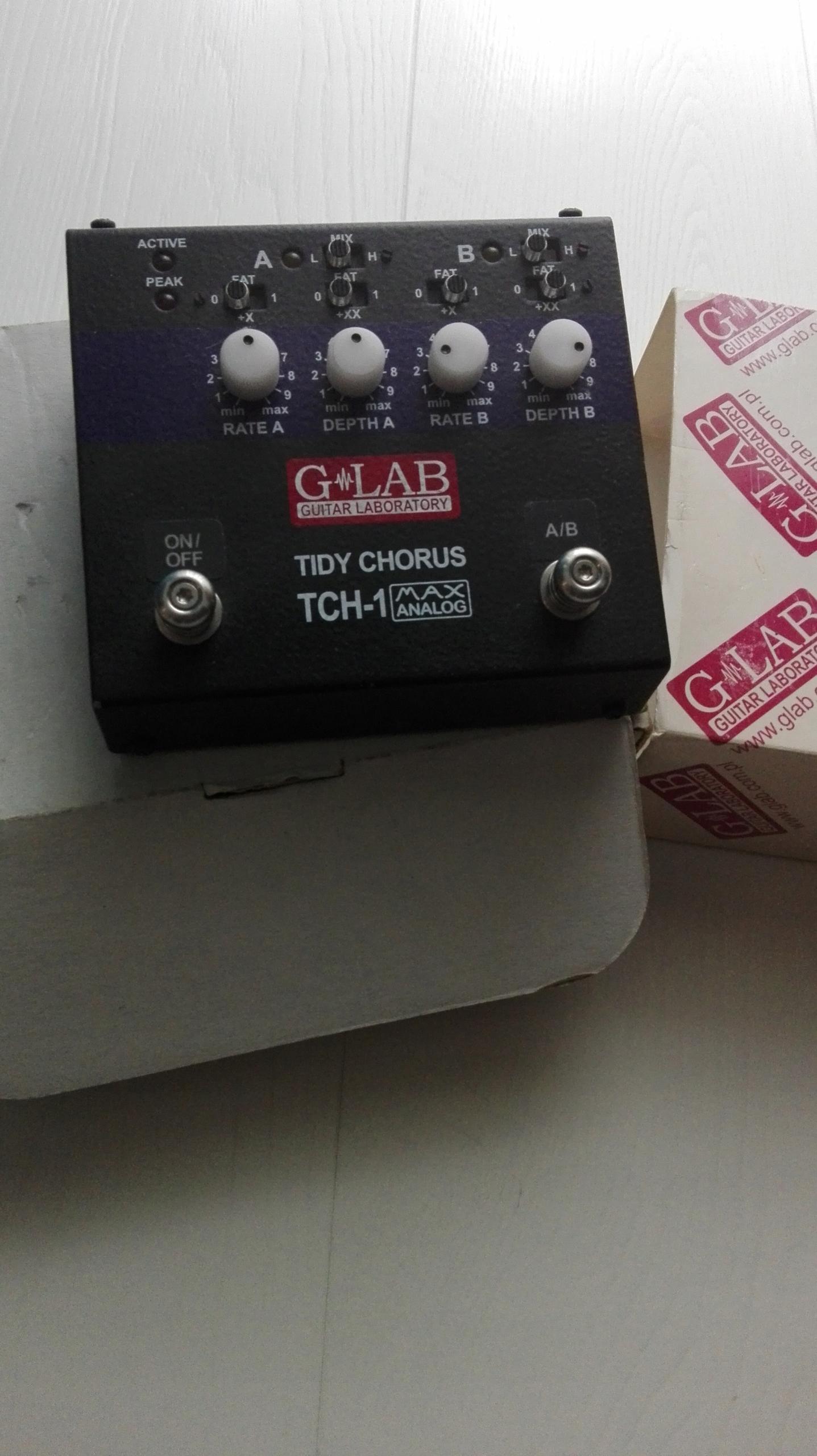 G-lab Tch 1 Tidy Chorus