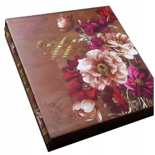 WIELKI album na 500 zdjęć 10x15 PREZENT w pudełku