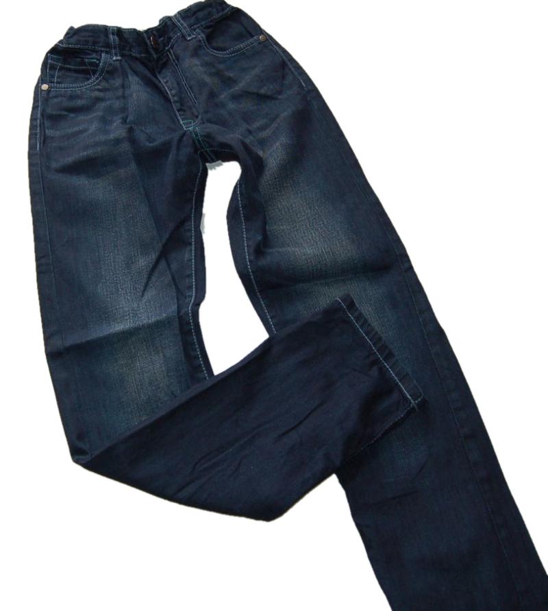 7M59_jeansy RURKI młodzież YIGGA NA 158/12-13Lat