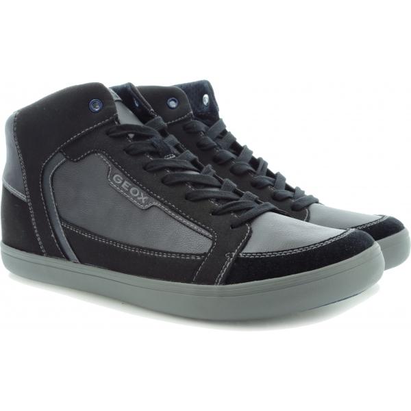 2594588fbc666 40% Czarne TRAMPKI oddychające buty GEOX 42 - 7003132281 - oficjalne ...