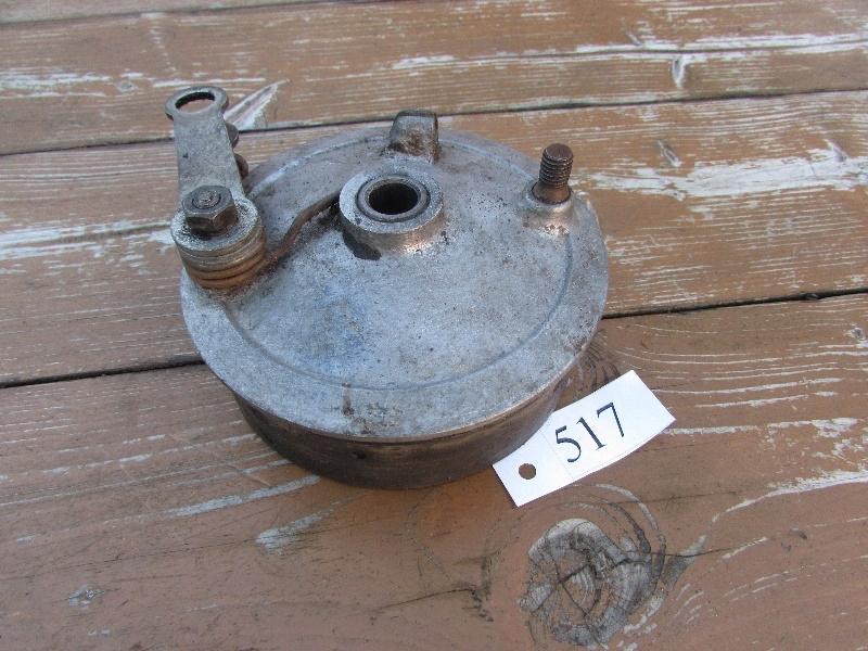 wsk 125 175 bęben koła hamulcowy szczęki (3718)