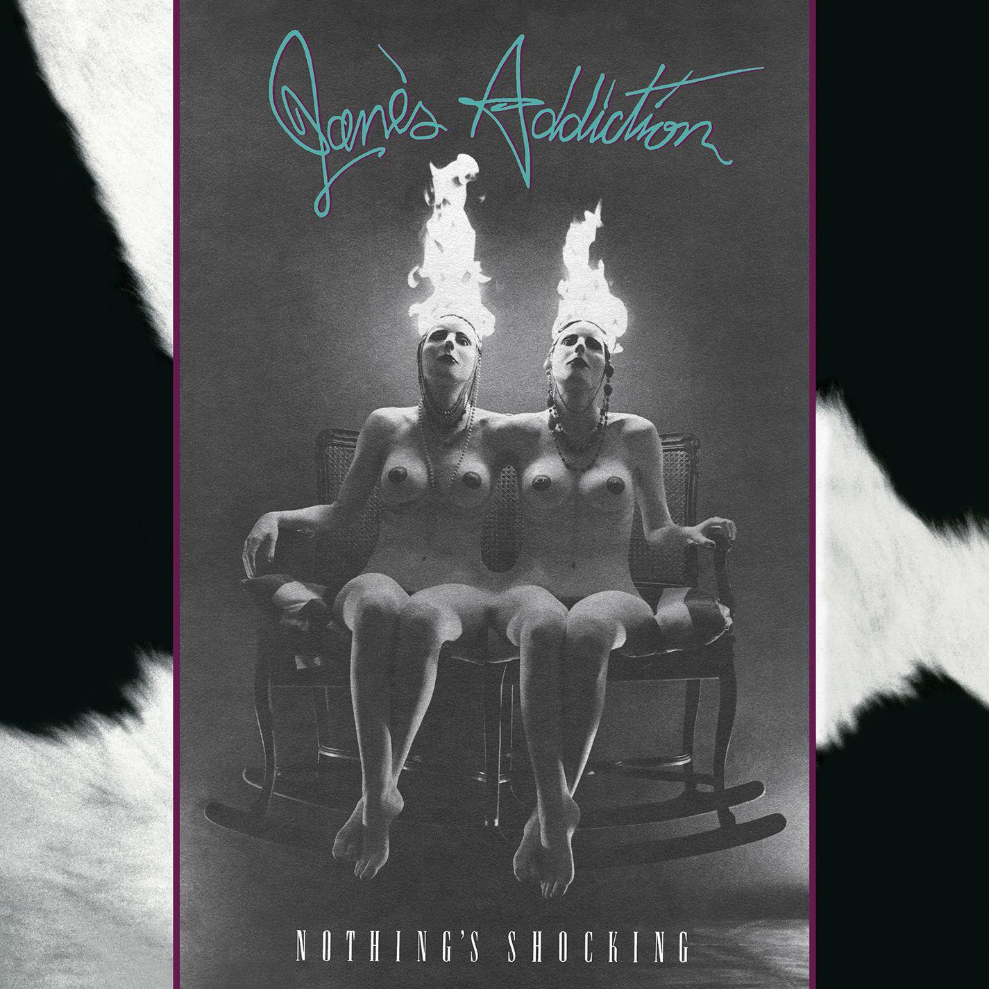 Janes Addiction Nothing Shocking płyta LP