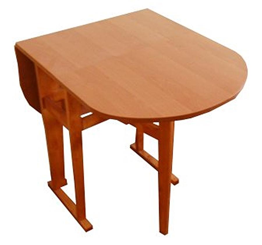 Stół Stolik Kuchenny Rozkładany Owalny Olcha 7228317372