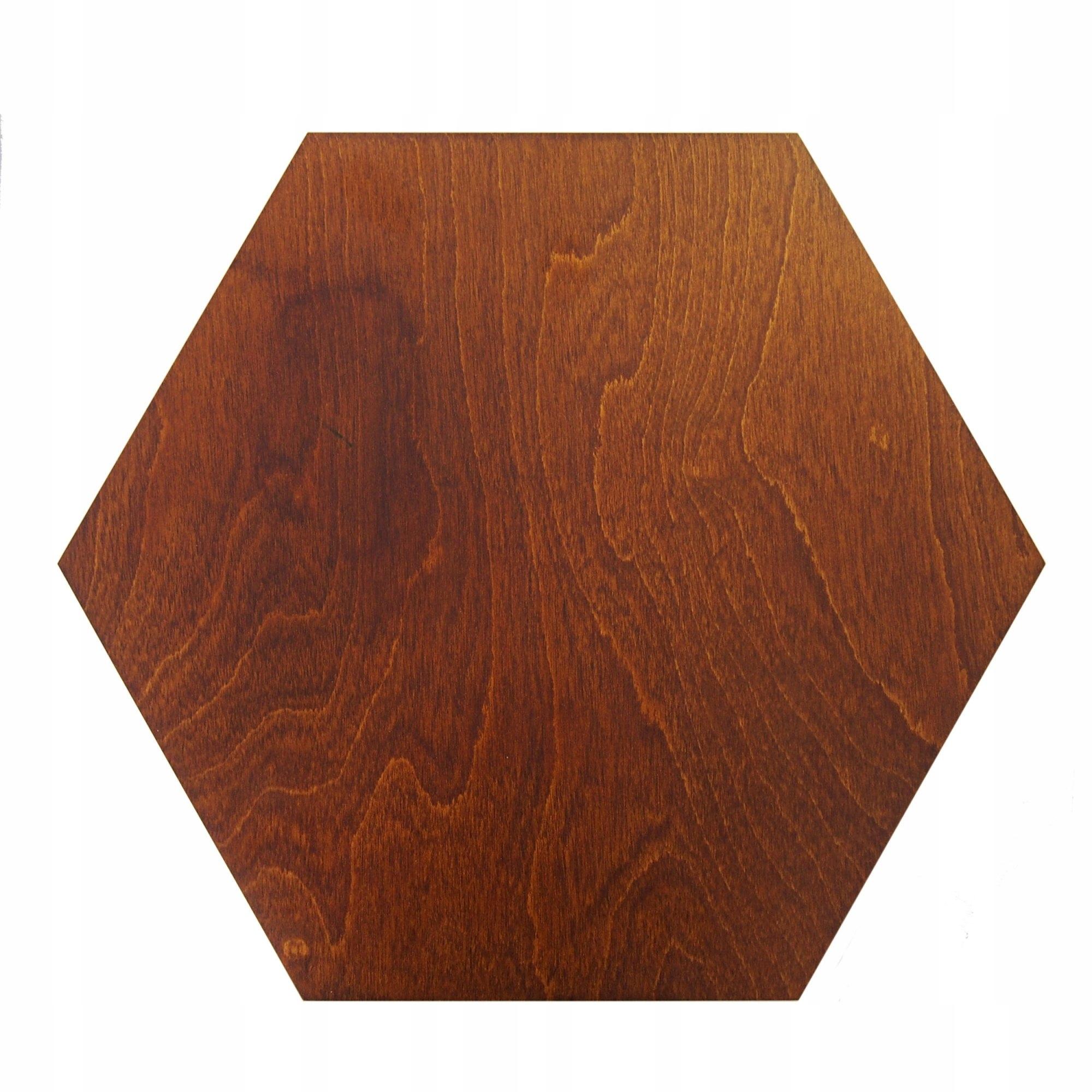 Dekoracyjne Drewniane Panele ścienne 30x35 Orzech