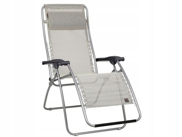 Fotel Relaksacyjny Lafuma Rsxa Batyline Seigle