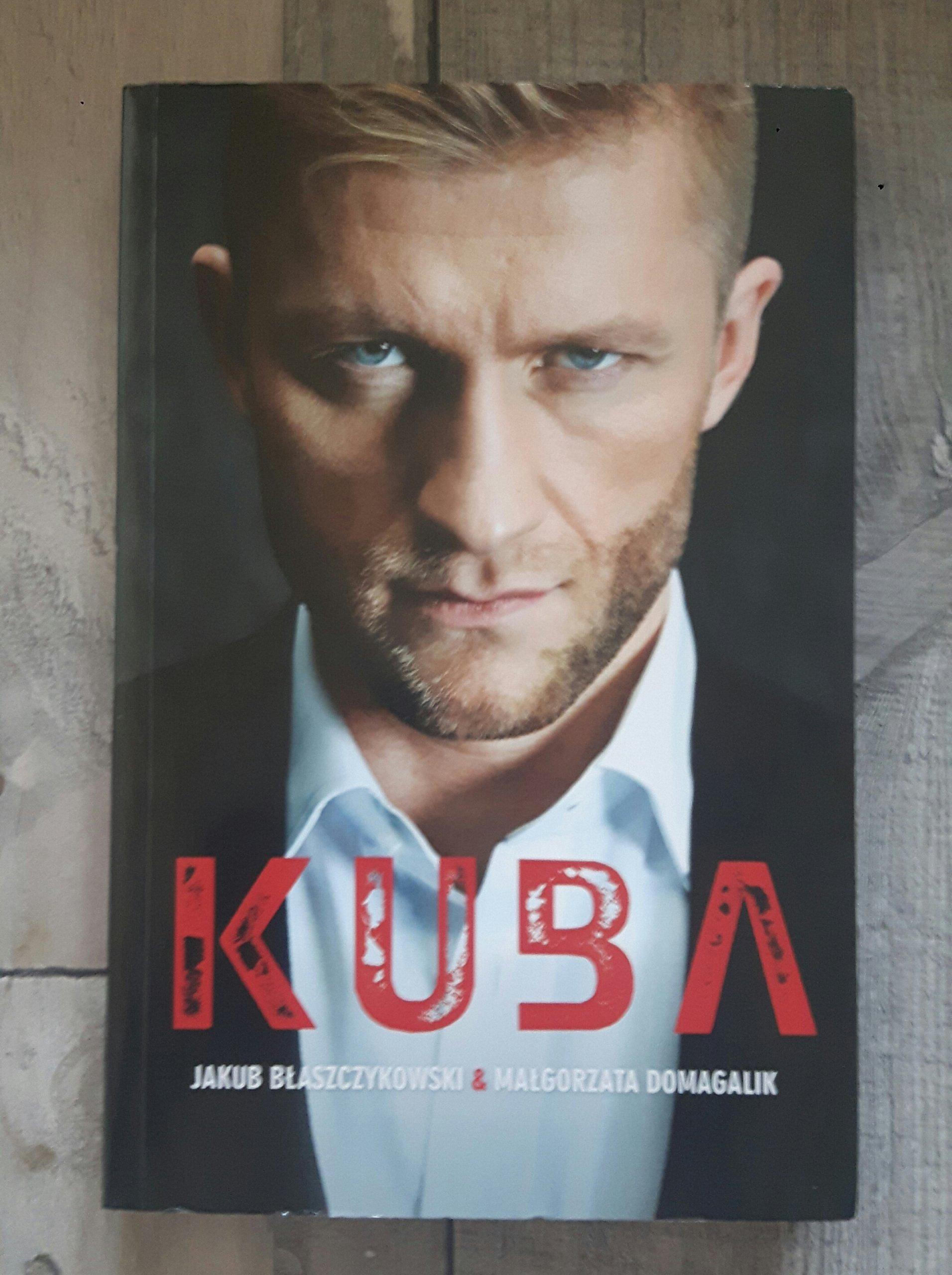 książka Jakub Błaszczykowski 'KUBA'