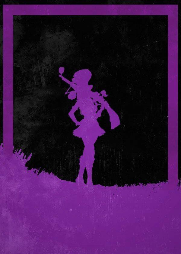 League Of Legends Caitlyn Plakat 7696933479
