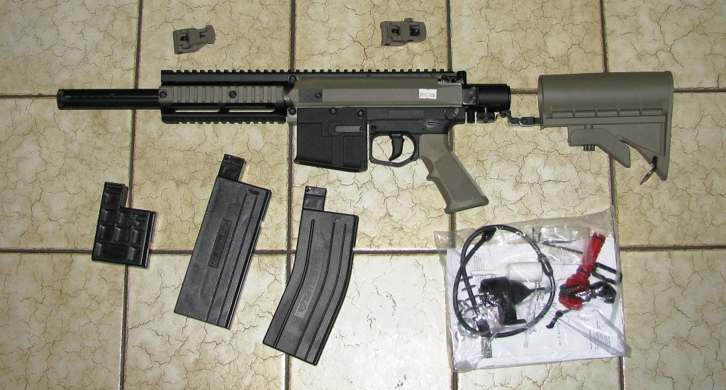 Milsig M17 Elite Magfed Marker