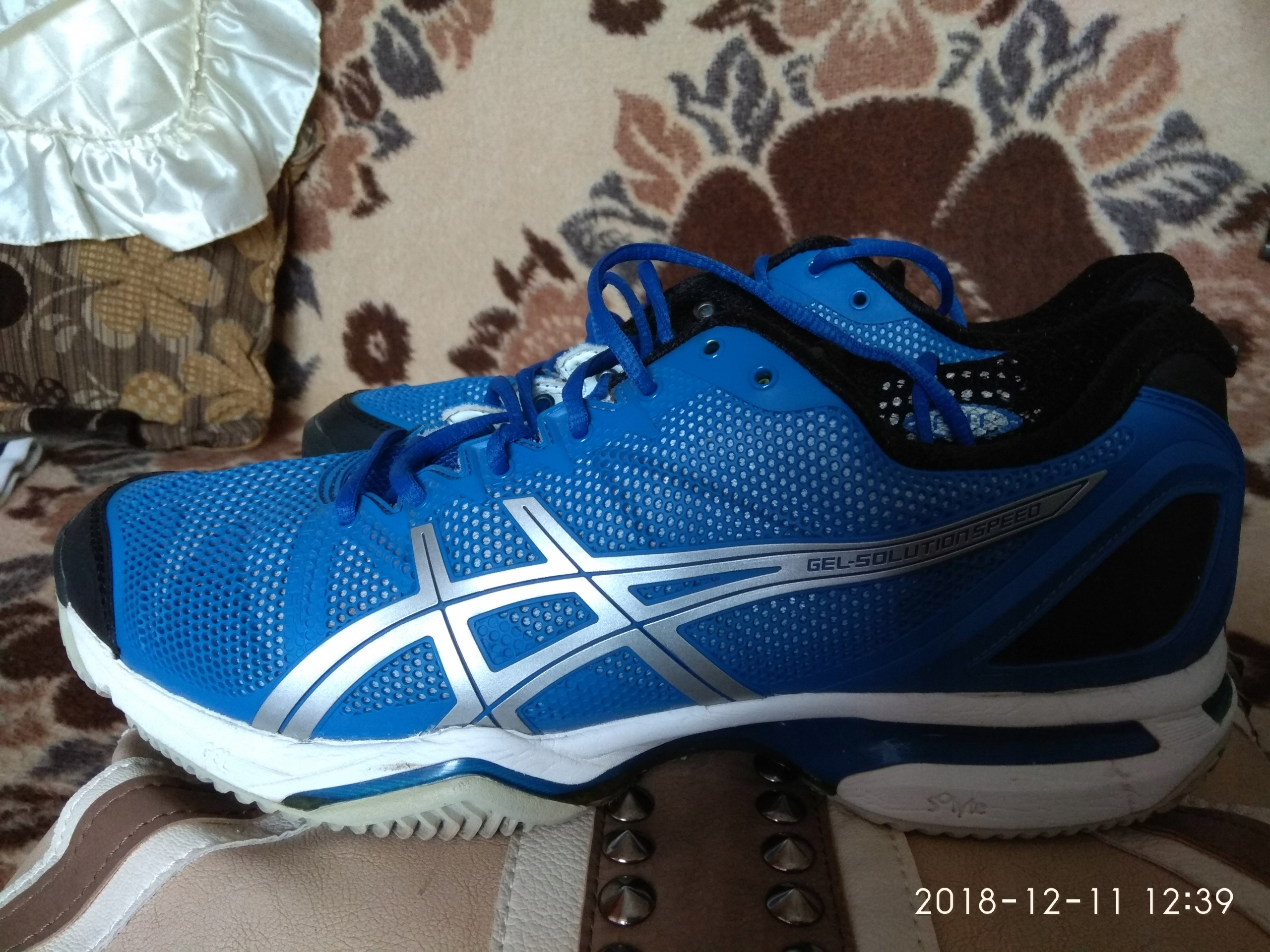 Super buty Asics Gel Solution Speed Clay 7723060154