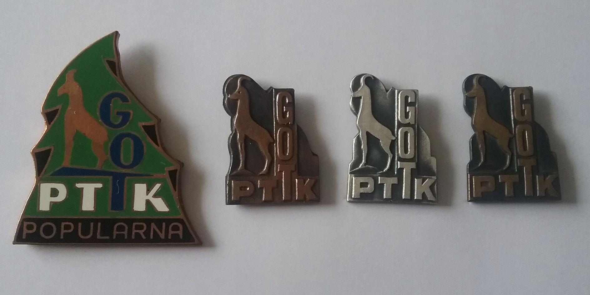 Górskie Odznaki Turystyczne PTTK