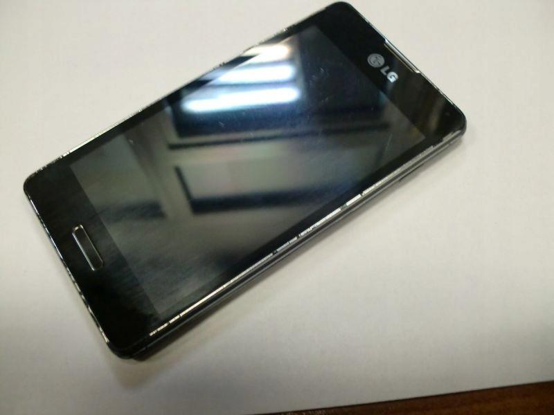 LG E460 L5 II 4GB,5MPX, EKR.4.0