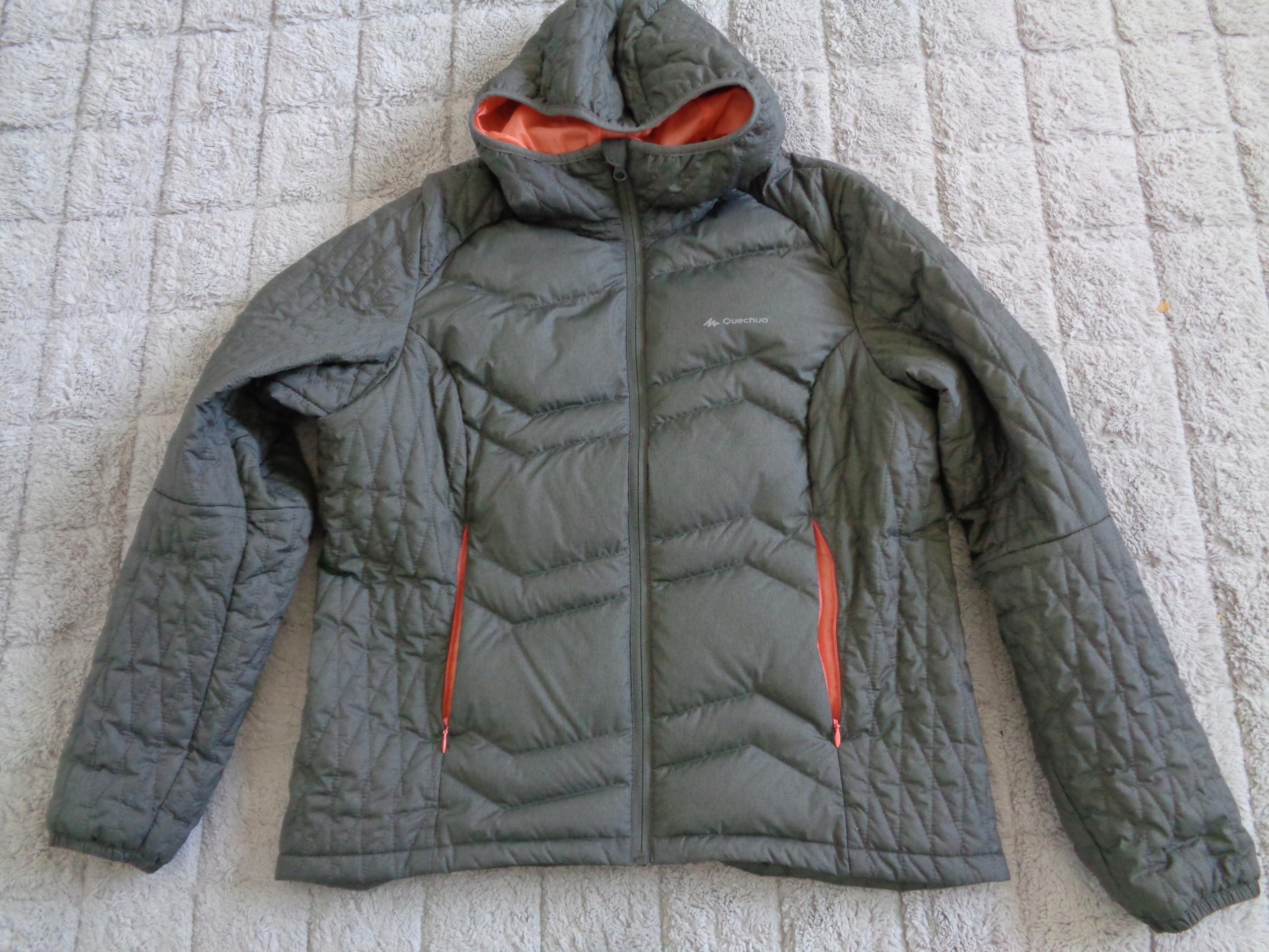 f4e206f73006 Kurtka puchowa Quechua Decathlon rozmiar XL - 7706772549 - oficjalne ...