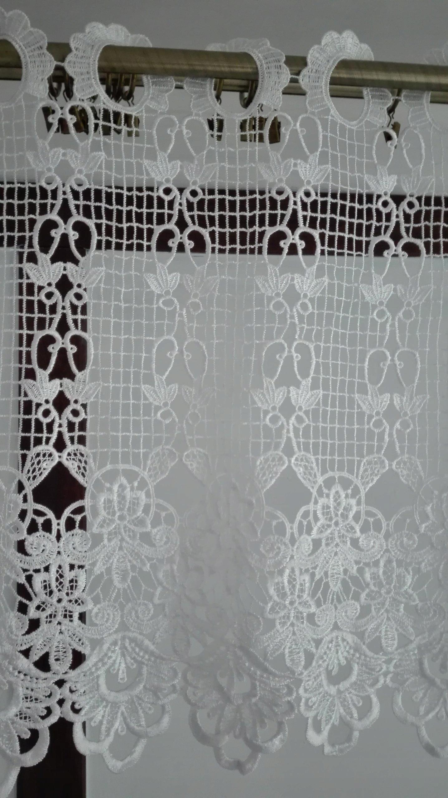 16abfbae65 zazdroska gipiura haft francuski biała 50cm - 7402378498 - oficjalne ...