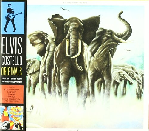 CD Costello, Elvis - Armed Forces -13Tr-