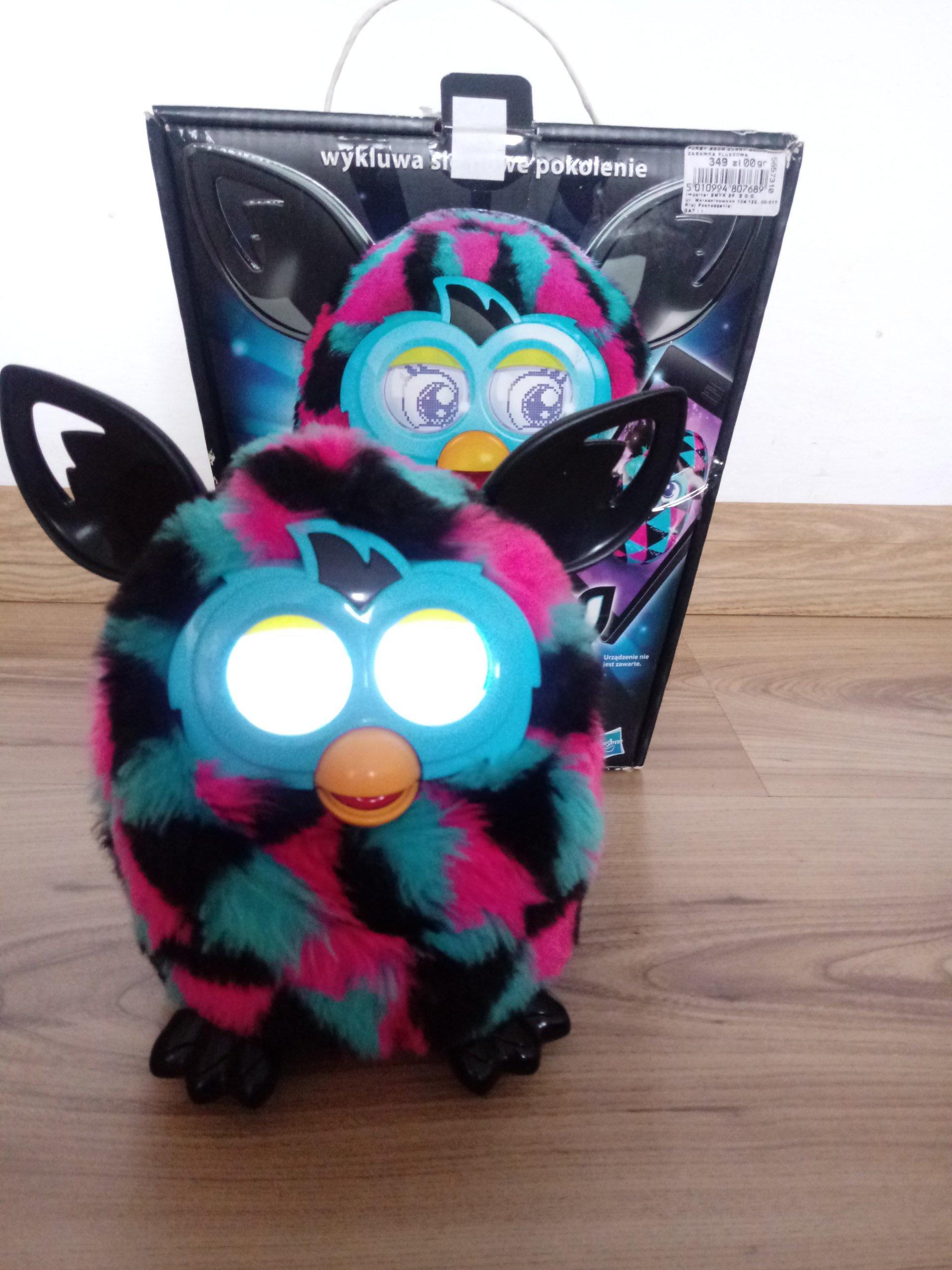 6427dd3a04 Furby Boom - 7350360461 - oficjalne archiwum allegro