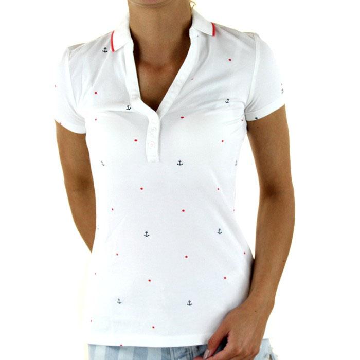 766022f27a475 NOWA Koszulka polo Tommy Hilfiger biała L - 7023783856 - oficjalne ...