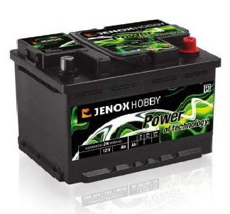 аккумулятор глубокого разряда jenox хобби 60