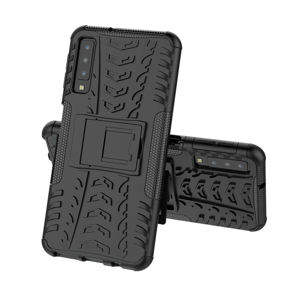 Etui Pancerne Tire Armor do Samsung Galaxy A7 2018