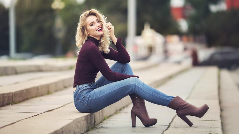 3cfa55e0 Jak wybrać jeansy w zależności od typu sylwetki? - Allegro.pl