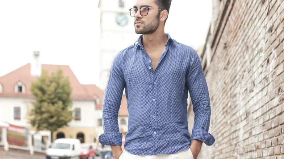 Najmodniejsze męskie koszule na lato