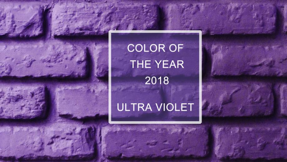 Dodatki Do Wnętrz W Kolorze Roku 2018 Fioletowym Allegropl