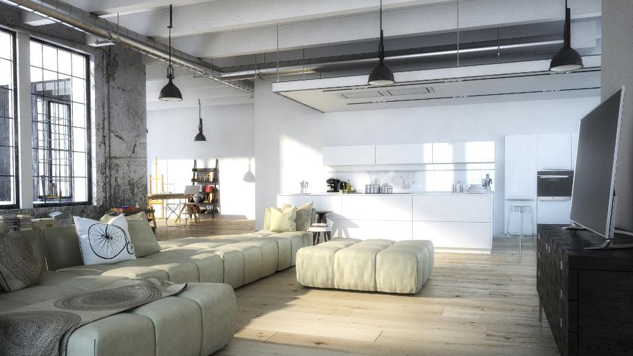 Jak Urządzić Mieszkanie W Stylu Industrialnym Allegropl