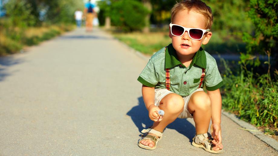 Krótkie spodenki dla chłopca – przegląd