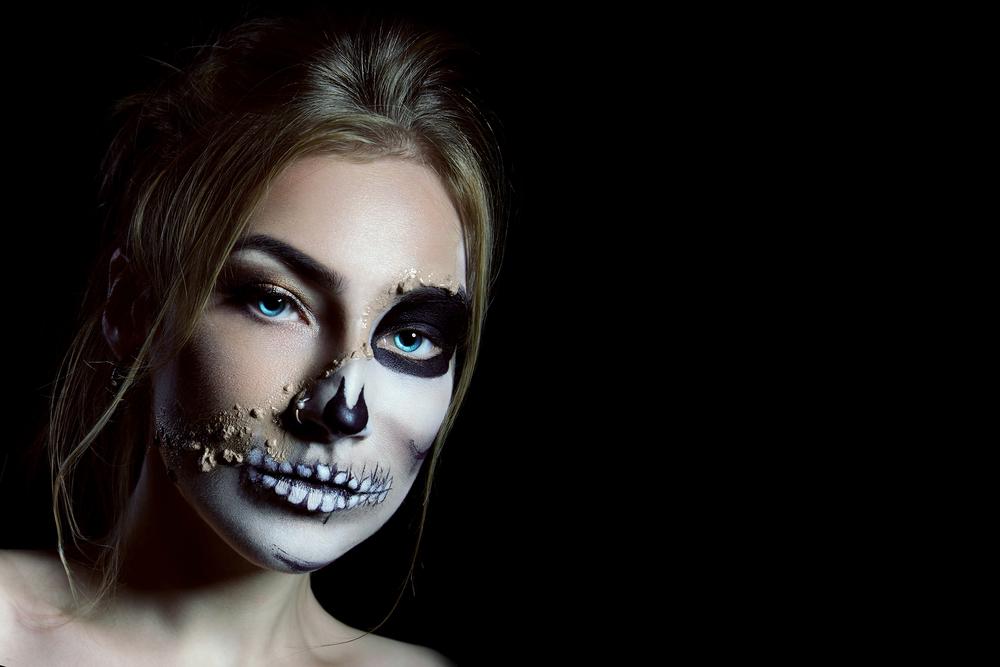 Kosmetyki Dzięki Którym Stworzysz Makijaż Halloweenowy Allegropl