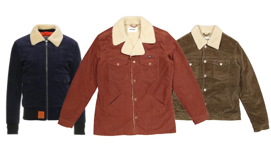 Sztruksowa kurtka – styl lat 70. znów na topie