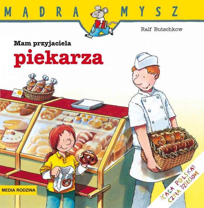 Mam przyjaciela – książeczki edukacyjne dla dzieci