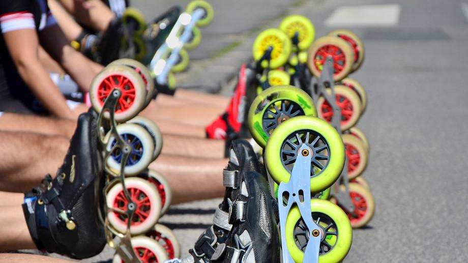 Najkrajšie farebné korčule s vymeniteľnými lyžinami do 200 PLN