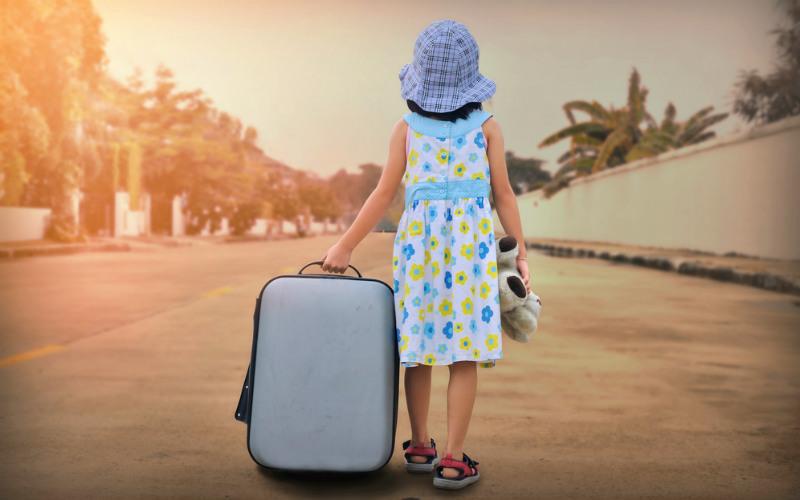 e34a7c1cbb662 Walizki, plecaki i torby dla dzieci - Allegro.pl