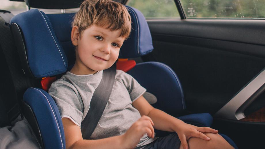 Akcesoria Do Ustabilizowania Dziecka W Foteliku Samochodowym