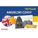 Angielski 100 Fiszek Czasy Praca zbiorowa