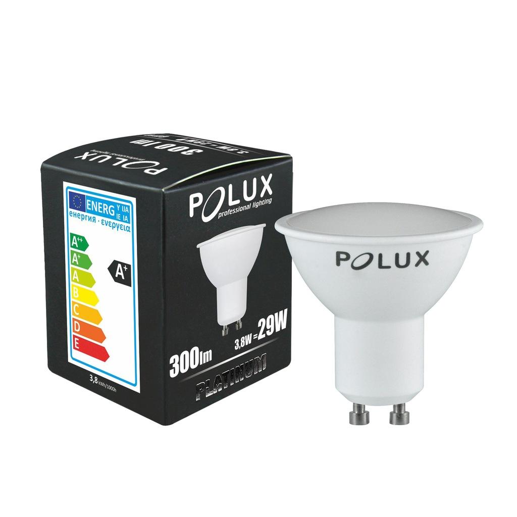 Żarówka LED Sanico  Polux 303233 3,8 W