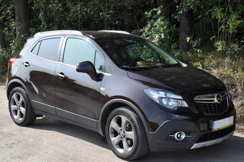 Opel Mokka1.4 4x4 pierwszy właściciel SALON POLSKA
