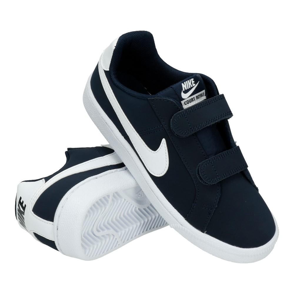 Buty Dziecięce Nike Court Royale 833536 400 r.31