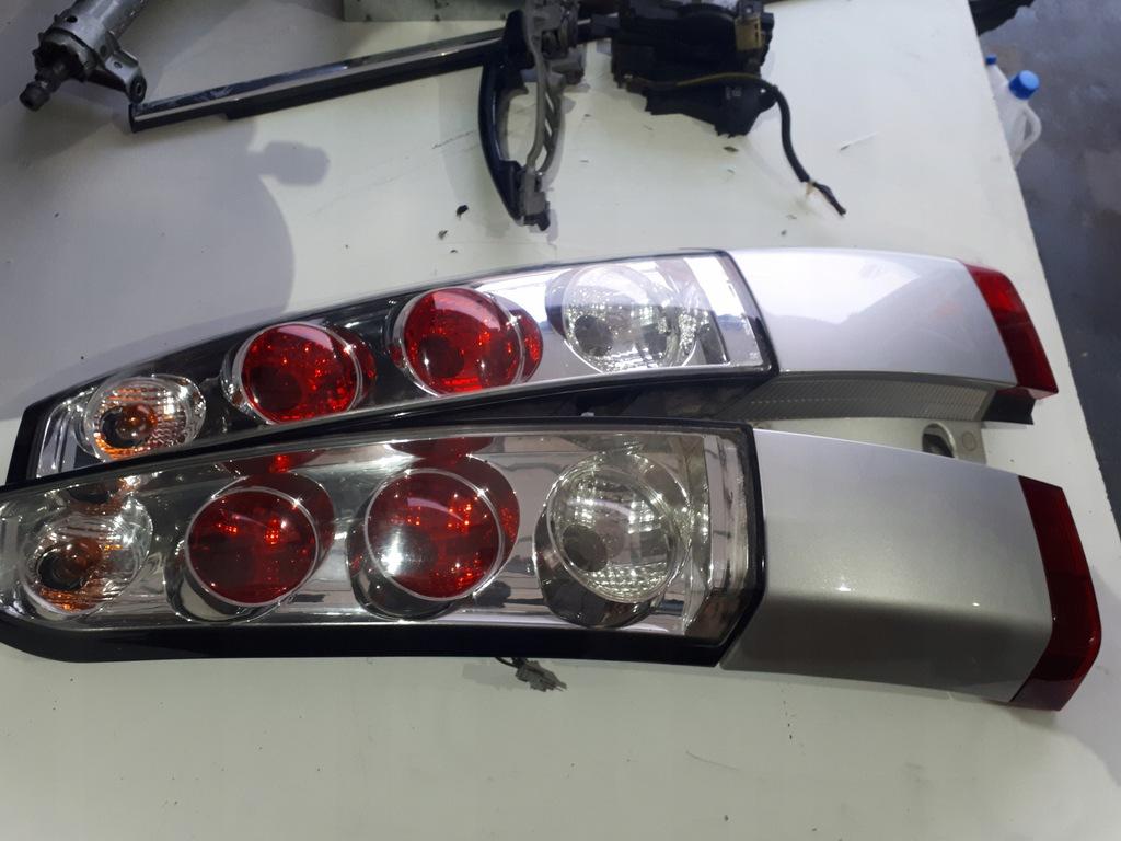 Opel Meriva A Lampy Tyl Tuning Z 157 7757906508 Oficjalne Archiwum Allegro