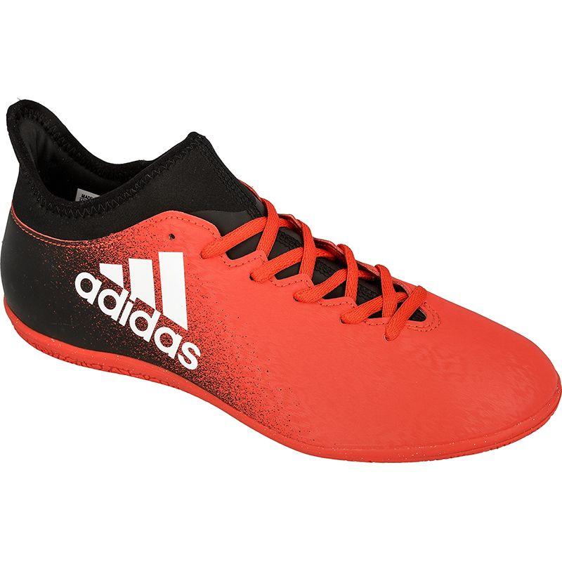 Buty halowe adidas X 16.3 IN size 41 13 czerwone