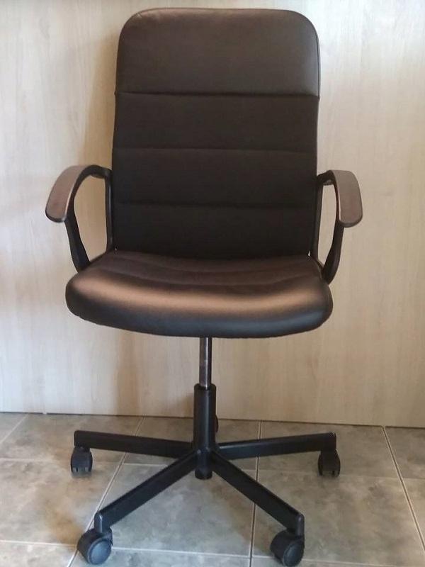 millberget krzesło obrotowe bomstad czarny używane