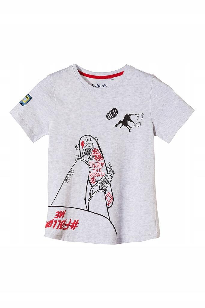5.10.15. T-shirt chłopięcy 1I3505 110