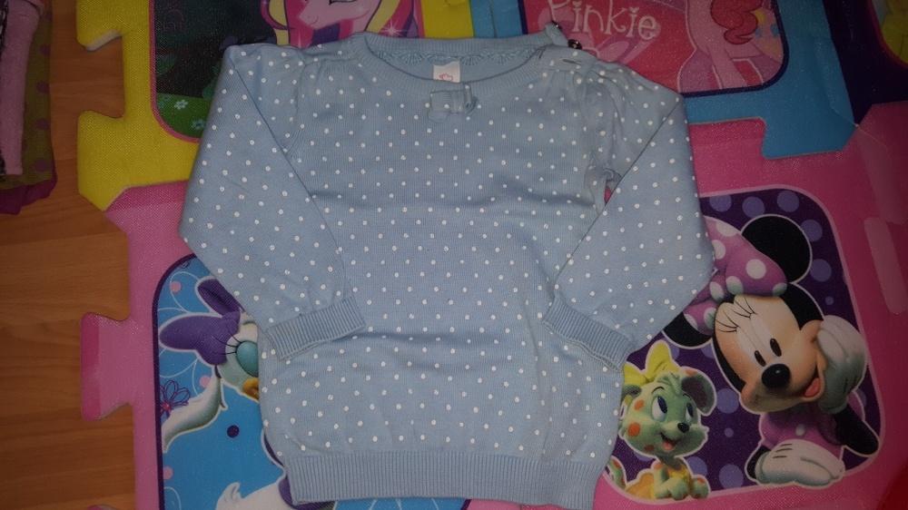 Sweterek C&A, rozmiar 86