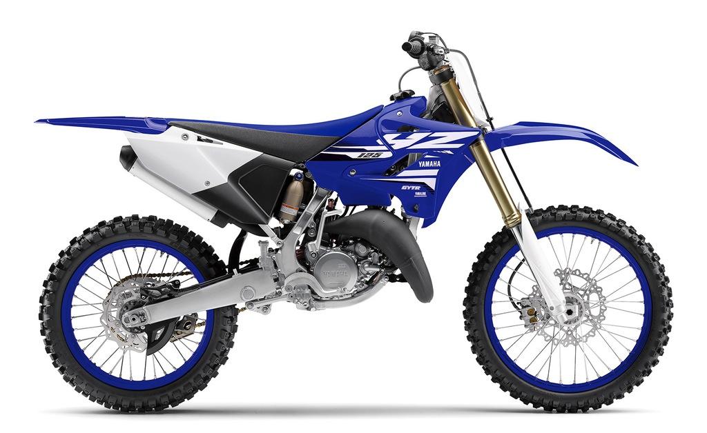 Cross Yamaha Yz Yz125 2018 Motocykle Lublin Mx 7136321971 Oficjalne Archiwum Allegro