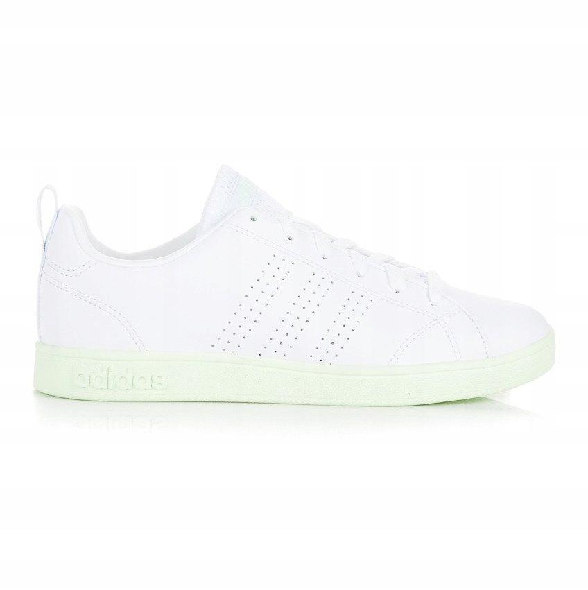 Adidas Trampki Damskie Białe r.38,5